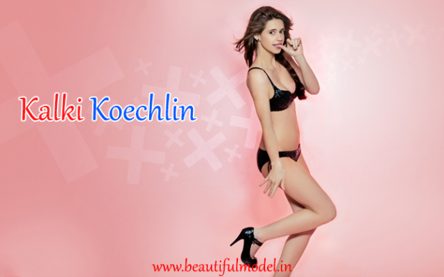 Kalki Koechlin Measurements Height Weight Bra Size Age