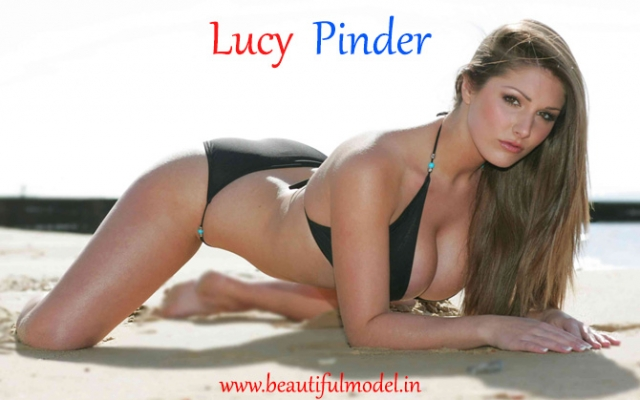 Lucy Pinder Measurements Height Weight Bra Size Age