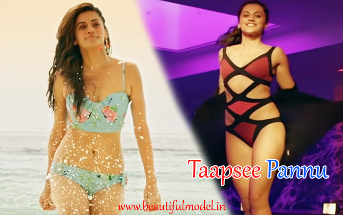 Taapsee Pannu Body Measurements