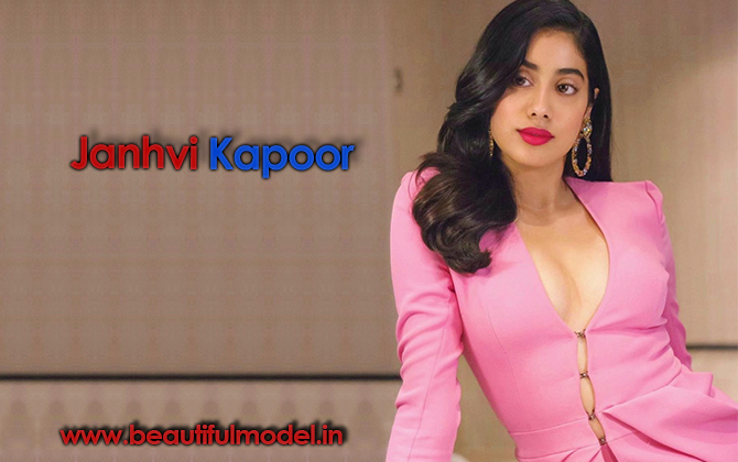 Jhanvi Kapoor Measurements Height