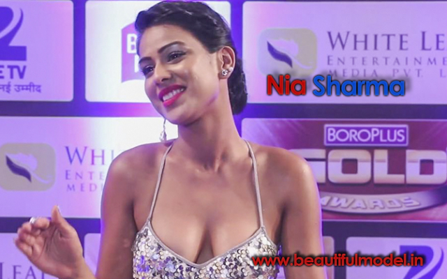 Nia Sharma Measurements Height Weight Bra Size Age