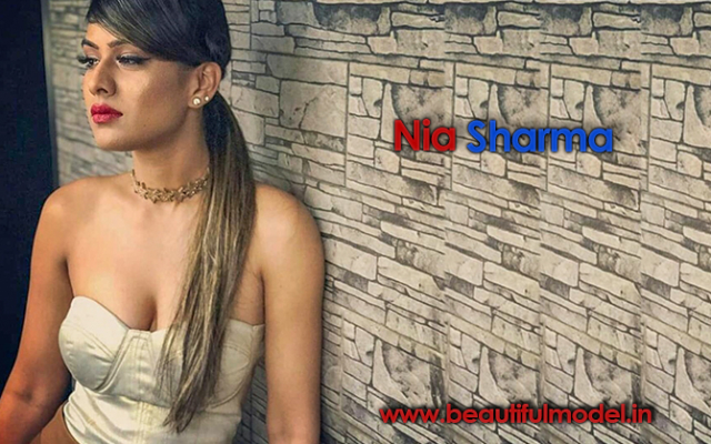 Nia Sharma Measurements Height Weight Bra Size