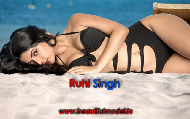 Ruhi Singh Measurements Height Weight Bra Size