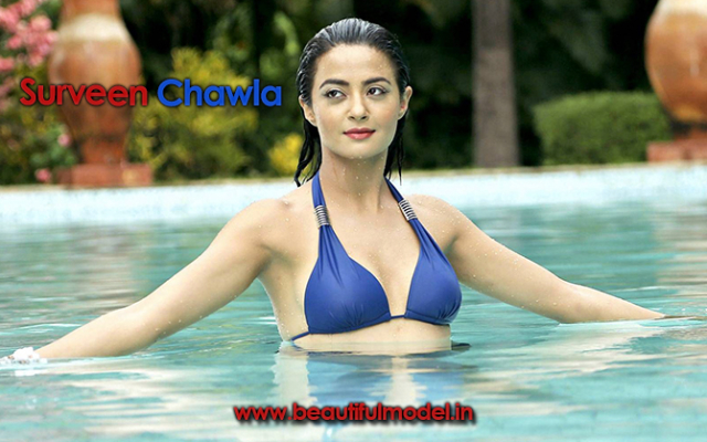 Surveen Chawla Measurements Height Weight Bra Size