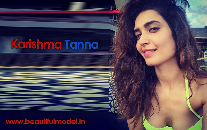 Karishma Tanna Measurements Height Weight Bra Size