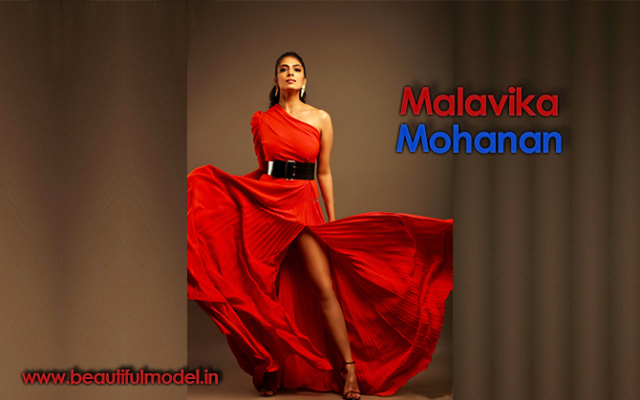 Malavika Mohanan Measurements Height Weight Bra Size