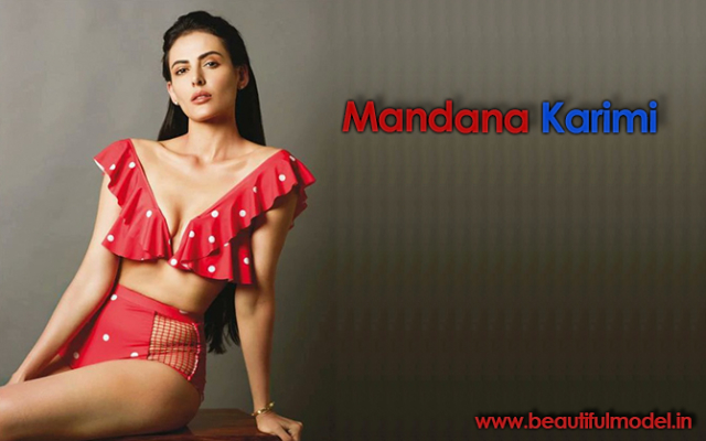 Mandana Karimi Measurements Height Weight