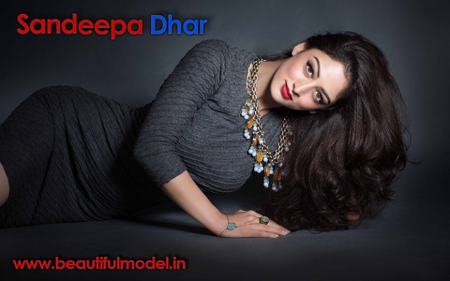 Sandeepa Dhar Measurements Height Weight Bra Size