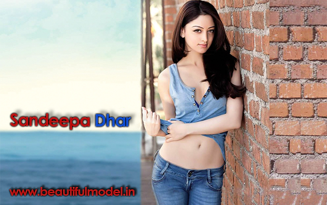 Sandeepa Dhar Measurements Height Weight Bra