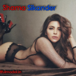 Shama Sikander Measurements Height Weight Bra