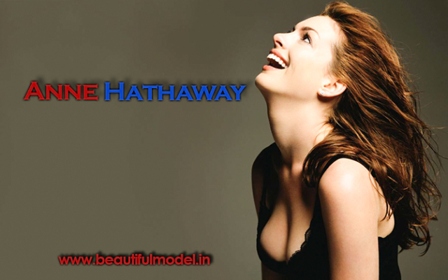 Anne Hathaway Measurements Height Weight Bra Size