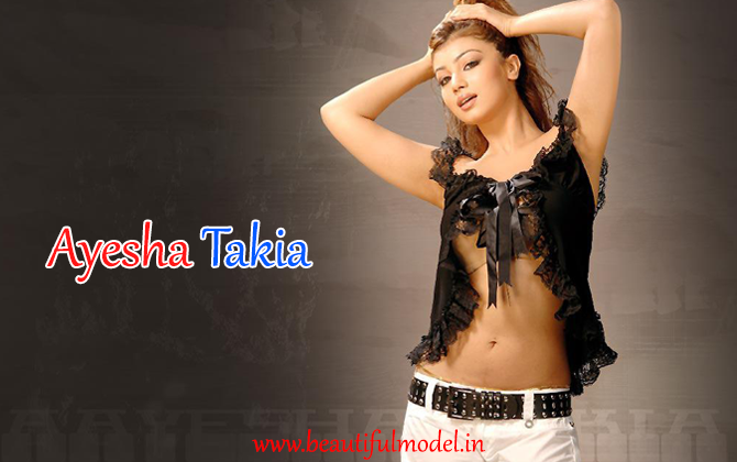 Ayesha Takia Measurements Height Weight Bra Size Age
