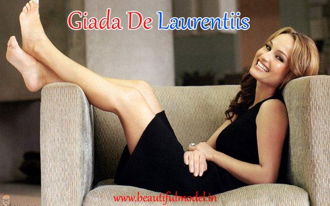 Giada De Laurentiis Measurements