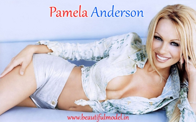 Pamela Anderson Measurements Height Weight Bra Size Age Affairs Boyfriends