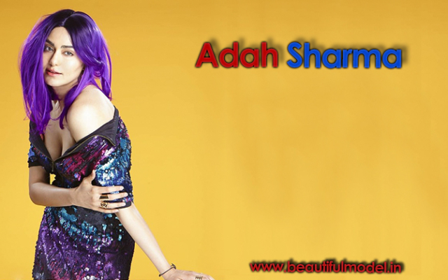 Adah Sharma Measurements Height Weight Bra