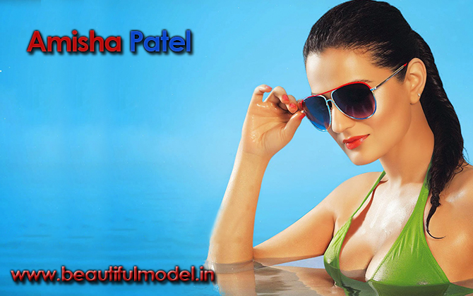 Ameesha Patel Measurements