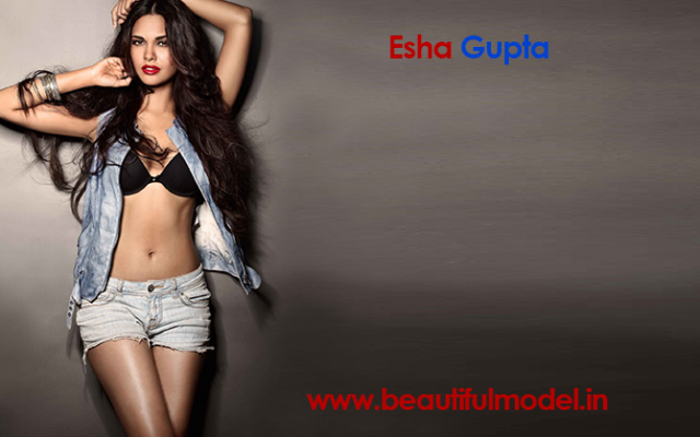 Esha Gupta Measurements Height Weight Bra Size Age