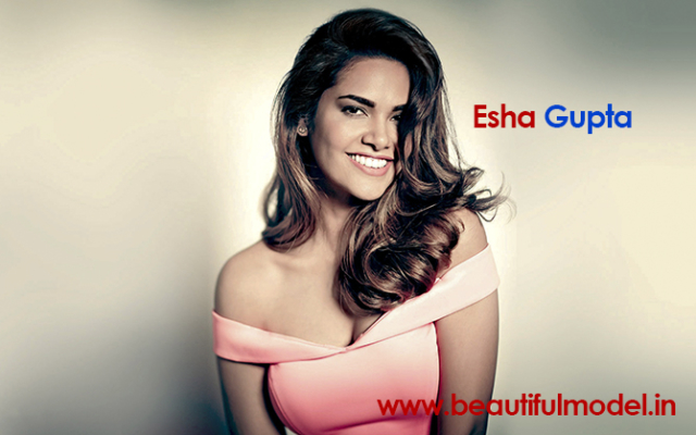 Esha Gupta Measurements