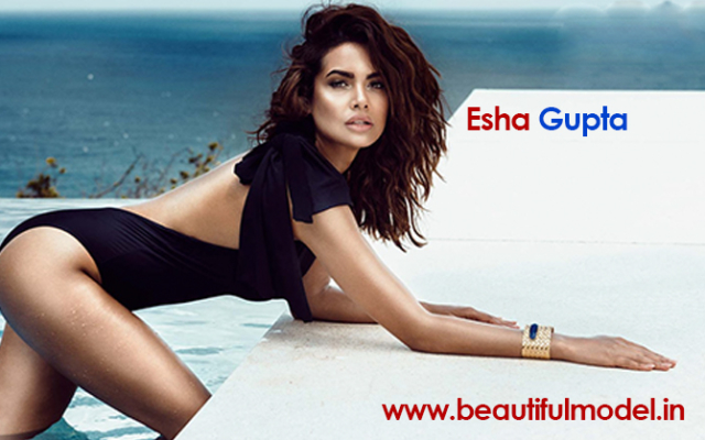 Esha Gupta Measurements Height