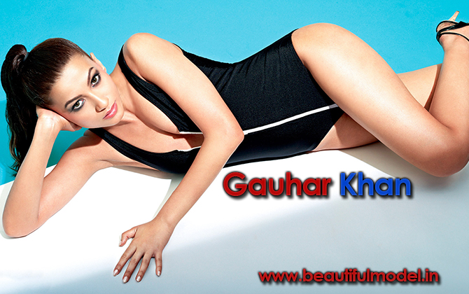 Gauhar Khan Measurements Height Weight Bra Size Age Boyfriends Affairs