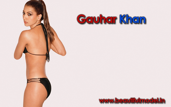 Gauhar Khan Measurements Height Weight Bra Size Age Boyfriends