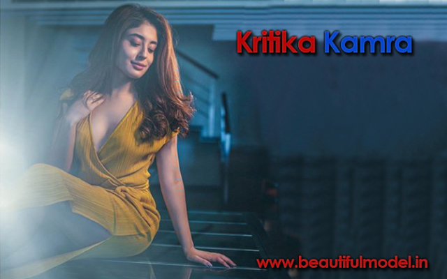 Kritika Kamra Measurements Height Weight Bra Size