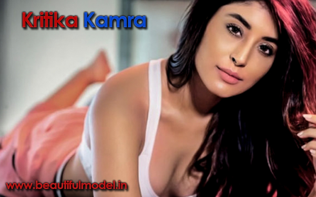 Kritika Kamra Measurements Height