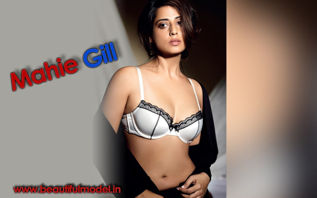 Mahie Gill Measurements Height Weight Bra Size