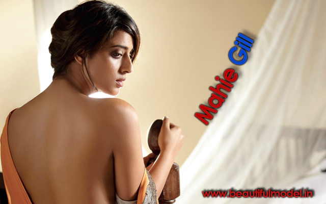 Mahie Gill Measurements Height