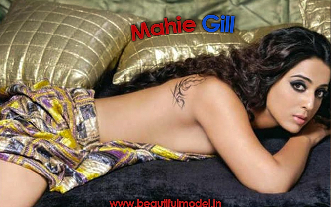 Mahie Gill Measurements Height Weight