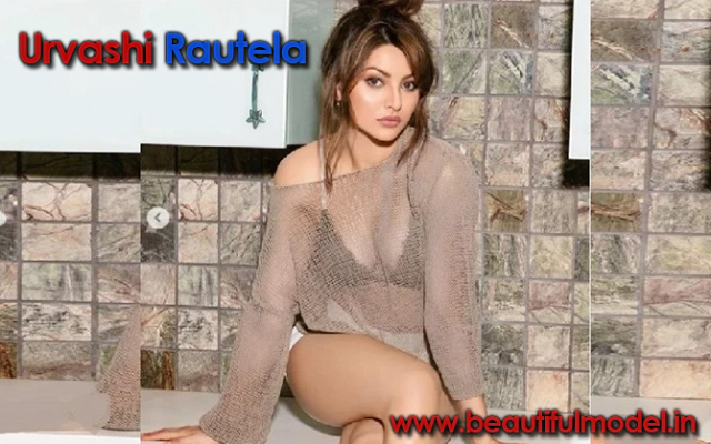 Urvashi Rautela Measurements Height Weight Bra