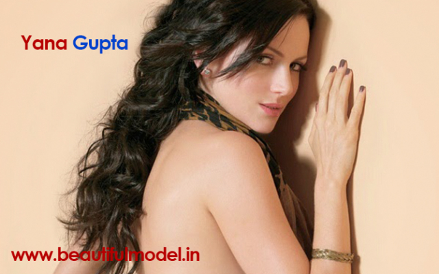 Yana Gupta Measurements Height Weight Bra