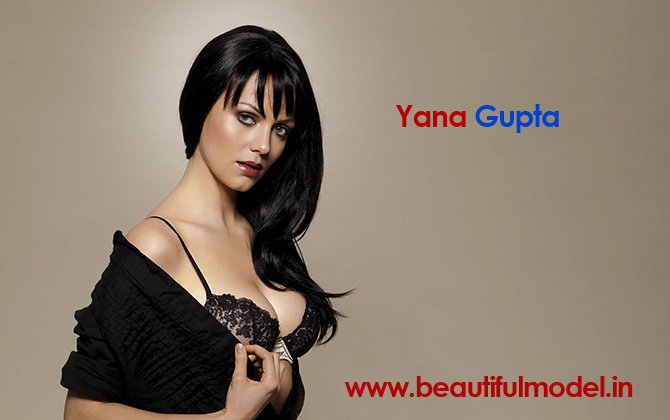 Yana Gupta Measurements Height Weight