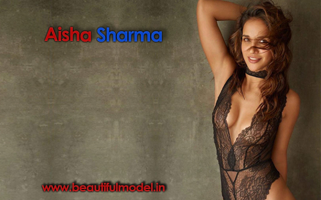 Aisha Sharma Measurements Height Weight Bra Size Age