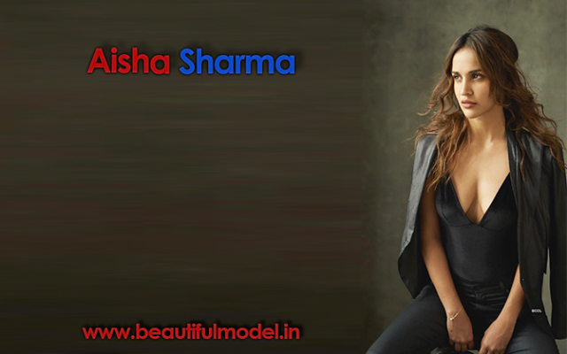 Aisha Sharma Measurements Height Weight