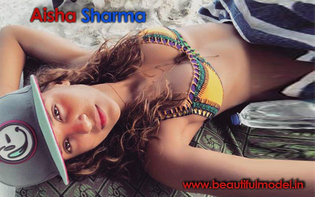 Aisha Sharma Measurements Height Weight Bra Size Age Boyfriends