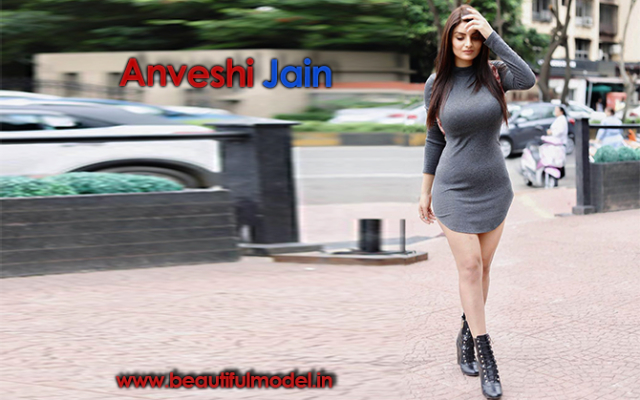 Anveshi Jain Measurements Height Weight Bra Size Age Boyfriends