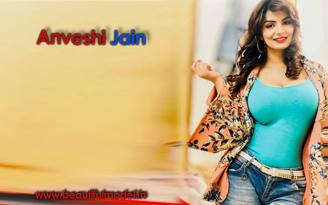 Anveshi Jain Measurements Height Weight Bra Size