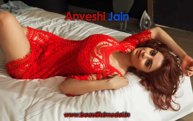Anveshi Jain Measurements Height Weight Bra Size Age Boyfriends Affairs