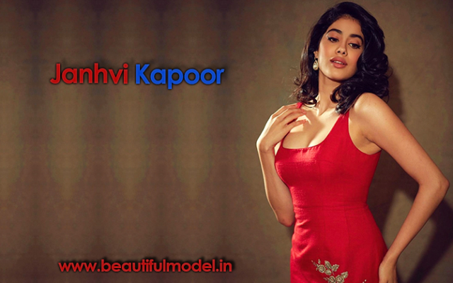 Jhanvi Kapoor Measurements Height Weight Bra