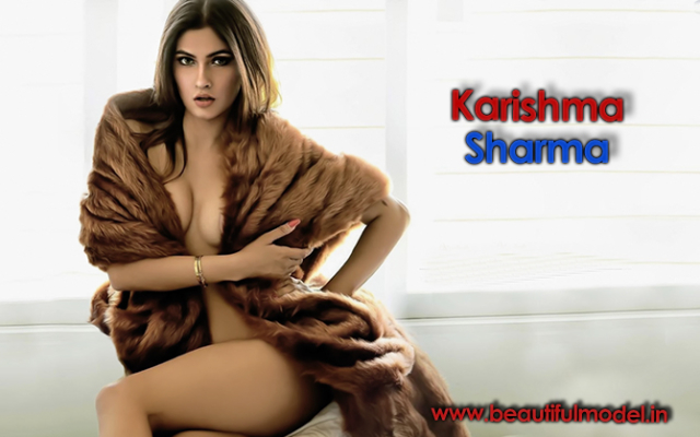 Karishma Sharma Measurements Height Weight