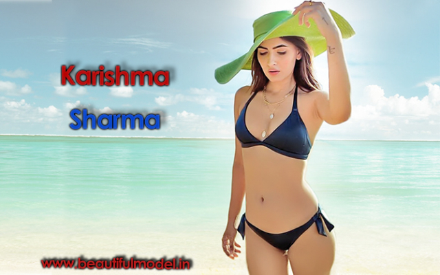 Karishma Sharma Measurements
