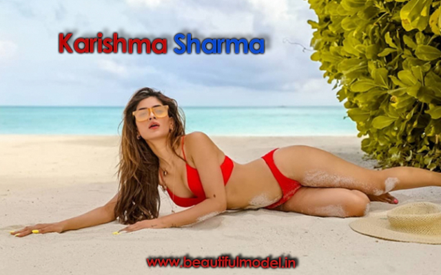 Karishma Sharma Measurements Height Weight Bra Size Age