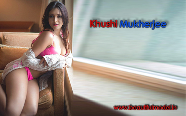 Khushi Mukherjee Measurements Height Weight Bra Size