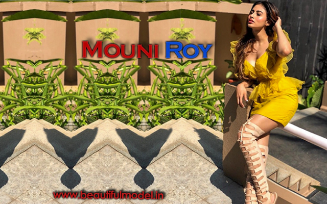 Mouni Roy Measurements Height Weight Bra