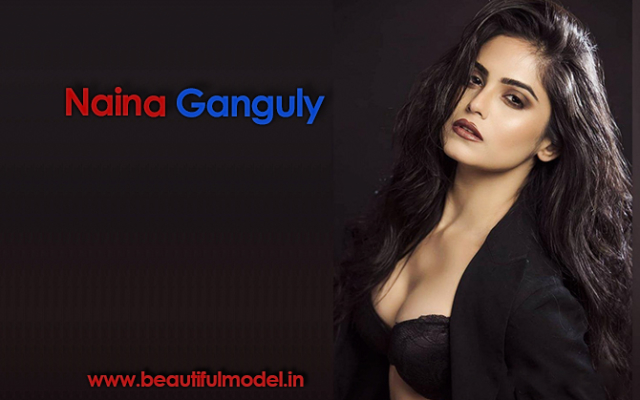 Naina Ganguly Measurements Height Weight Bra