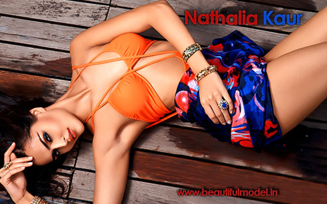 Nathalia Kaur Measurements Height Weight Bra Size