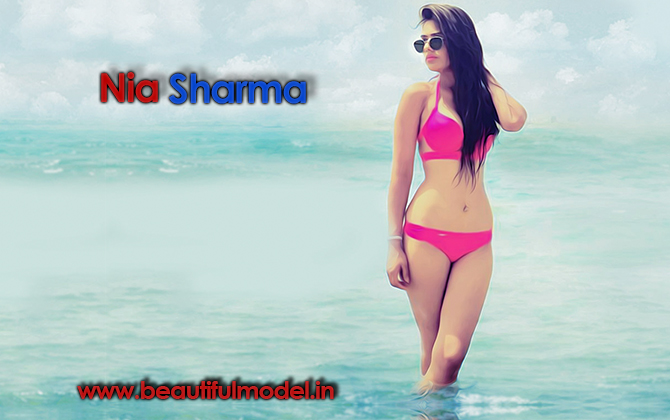 Nia Sharma Measurements Height Weight