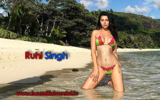 Ruhi Singh Measurements Height
