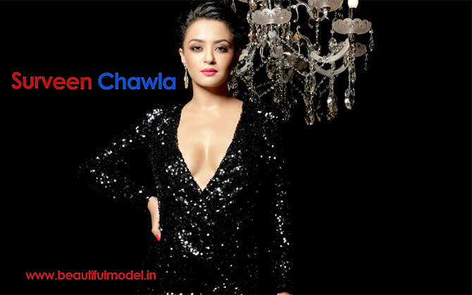 Surveen Chawla Measurements Height Weight